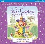 Willkommen im Zauberwald / Die kleine Eulenhexe Bd.1 (1 Audio-CD)