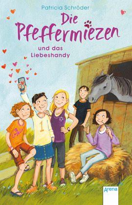 Buch-Reihe Die Pfeffermiezen