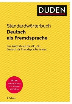 Duden - Deutsch als Fremdsprache - Standardwört...