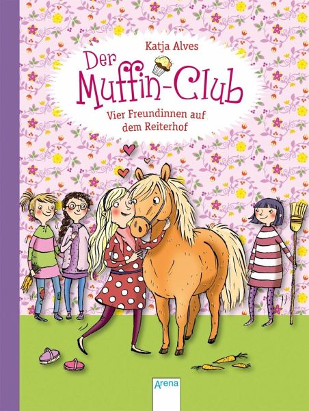 Buch-Reihe Der Muffin-Club von Katja Alves