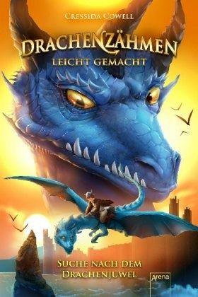Buch-Reihe Drachenzähmen leicht gemacht von Cressida Cowell