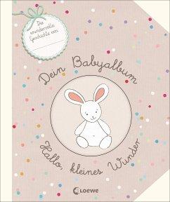 Dein Babyalbum - Hallo, kleines Wunder - Guyard, Virginie