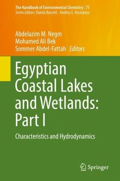 Egyptian Coastal Lakes and Wetlands: Part I