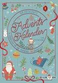 Der rätselhafte Adventskalender für Kinder