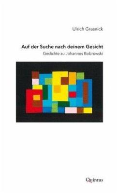 Auf der Suche nach deinem Gesicht - Grasnick, Ulrich