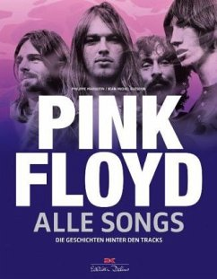 Pink Floyd - Alle Songs - Margotin, Philippe; Guesdon, Jean-Michel