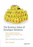 The Business Value of Developer Relations