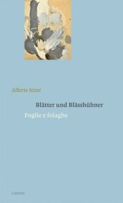 Blätter und Blässhühner / Foglie e folaghe - Nessi, Alberto