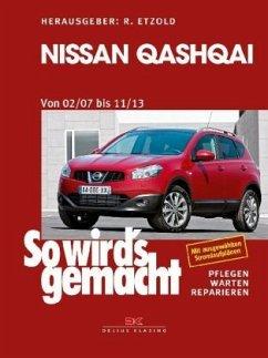 Nissan Qashqai von 02/07 bis 11/13