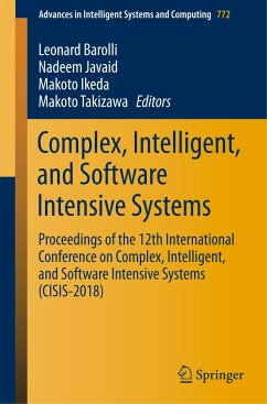 Complex, Intelligent, and Software Intensive Sy...