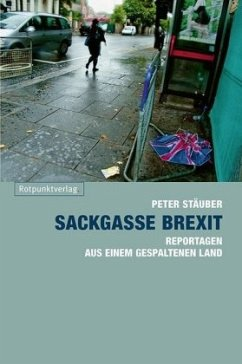 Sackgasse Brexit - Stäuber, Peter