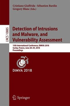 Detection of Intrusions and Malware, and Vulner...