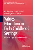 Values Education in Early Childhood Settings (eBook, PDF)