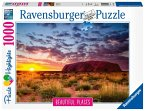 Ravensburger 15155 - Beautiful Places, Ayers Rock in Australien, Puzzle, 1000 Teile