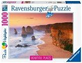 Ravensburger 15154 - Beautiful Places, Great Ocan Road, Australien, Puzzle,1000 Teile
