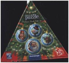 Ravensburger 11678 - Christmas Puzzle-Ball Set