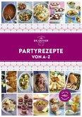 Partyrezepte von A - Z (eBook, ePUB)