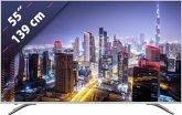 Hisense H55AE6400 138 cm (55 Zoll) Fernseher (4K / Ultra HD)