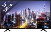 Hisense H55AE6000 138 cm (55 Zoll) Fernseher (4K / Ultra HD)