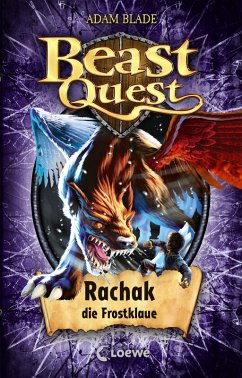 Rachak, die Frostklaue / Beast Quest Bd.42 (eBook, ePUB) - Blade, Adam
