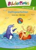 Bildermaus - Delfingeschichten (eBook, ePUB)