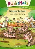 Bildermaus - Tiergeschichten (eBook, ePUB)