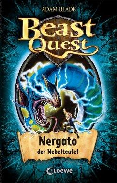 Nergato, der Nebelteufel / Beast Quest Bd.41 (eBook, ePUB) - Blade, Adam