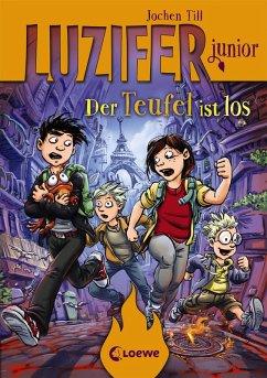 Der Teufel ist los / Luzifer junior Bd.4