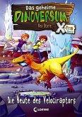 Die Beute des Velociraptors / Das geheime Dinoversum X-tra Bd.5 (eBook, ePUB)