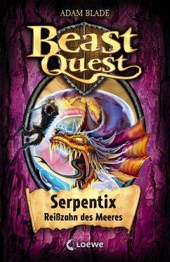 Serpentix, Reißzahn des Meeres / Beast Quest Bd.43 (eBook, ePUB) - Blade, Adam