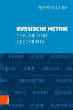 Russische Metrik - Lauer, Reinhard