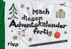 Mach diesen Adventskalender fertig