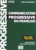 Communication progressive du français. Niveau perfectionnement. Schülerbuch + mp3-CD + Online