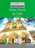 Notre-Dame de Paris. Lektüre + Audio-Online