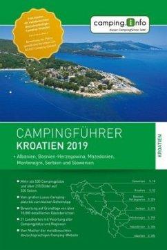 Campingführer Kroatien 2019
