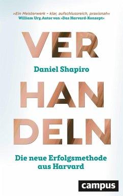 Verhandeln (eBook, ePUB) - Shapiro, Daniel