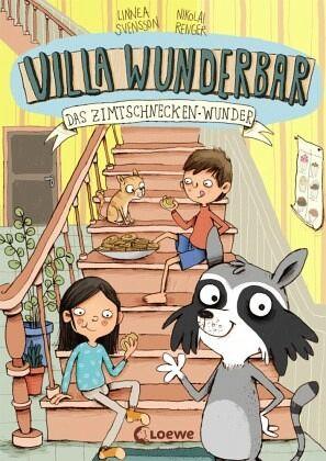 Buch-Reihe Villa Wunderbar