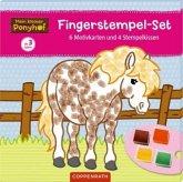 Mein kleiner Ponyhof: Fingerstempel-Set
