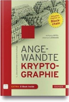 Angewandte Kryptographie - Ertel, Wolfgang; Löhmann, Ekkehard