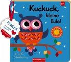 Mein Filz-Fühlbuch: Kuckuck, kleine Eule!