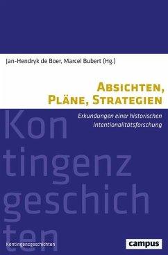 Absichten, Pläne, Strategien (eBook, PDF)