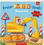 Erster Puzzle-Spaß! Baustelle