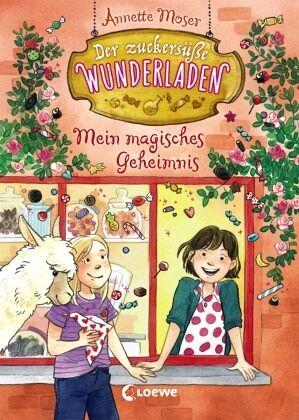 Buch-Reihe Der zuckersüße Wunderladen