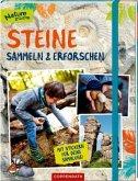 Steine sammeln und erforschen