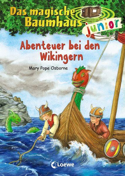 Abenteuer bei den Wikingern / Das magische Baumhaus junior Bd.15