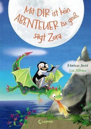 Buch-Reihe Pinguin und Drache
