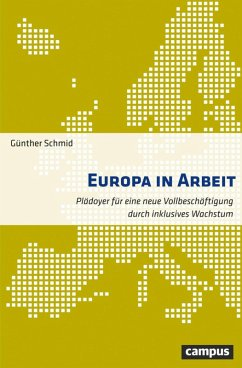 Europa in Arbeit (eBook, ePUB)