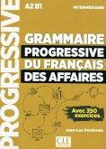 Grammaire progressive du français des affaires. Niveau intermédiaire. Schülerbuch + mp3-CD + Online