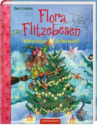 Buch-Reihe Flora Flitzebesen
