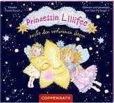 Prinzessin Lillifee sucht den verlorenen Stern, 1 Audio-CD
